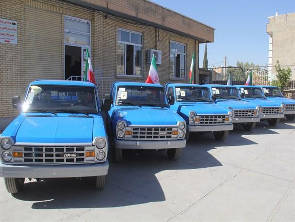 باربری نیسان تهران به خمین