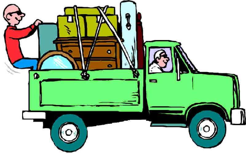 حمل اثاث به شهرستان با نیسان